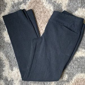 Express Editor Pants - 6R in gray